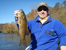 fly fishing guide Asheville nc