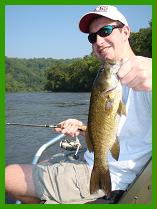 Fishing Guide Asheville NC The French Broad River For Smallmouth Bass