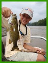 Fishing Trips Asheville NC Quality Float For Smallmouth Bass
