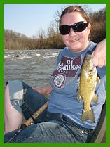 Guided Fishing Asheville NC With Ashevilles Smallmouth Specialists